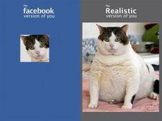 Facebook version of you
