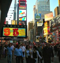 There are few things I love in this world more than seeing a Broadway show. If you have not been to New York City and seen a true Broadway show, you need to add it to your list. Here is Why You, Too, Should Be Loving Broadway.  http://www.whereverimayroamblog.com/why-you-should-be-loving-broadway/