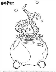 208 Best Harry Potter Coloring Pages Images Coloring Pages Harry