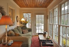 38 Amazingly cozy and relaxing screened porch design ideas | Porch ...