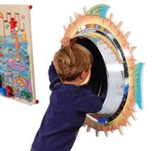 Shatter Resistant Mirrors | www.sensoryedge.com