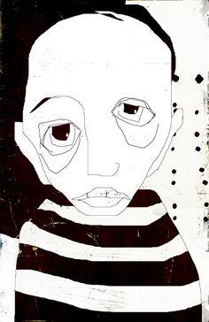 """https://flic.kr/p/qKyX48   « portrait »   <a href=""""https://www.facebook.com/pages/Linda-Vachon-t%c3%aate-de-caboche/655536421196097"""" rel=""""nofollow"""">facebook linda vachon / tête de caboche</a>"""