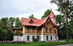 Дом княгини Марии Константиновны Кугушевой в   городе Санкт-Петербург