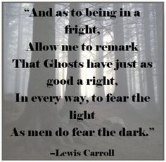Thought-provoking #quote from Lewis Carroll.   #halloween