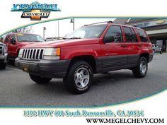 Jeep Grand Cherokee Laredo 40