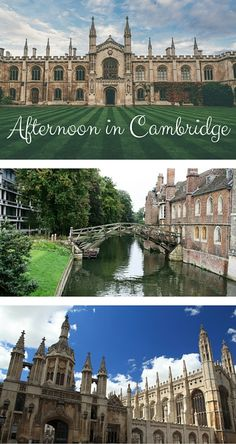 Things To Do In Cambridge If You Have Only One Afternoon