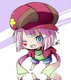 chibi tet - no game no life Manga Anime, Anime Chibi, Anime Guys, Anime Art, Otaku, Kawaii Chibi, Kawaii Anime, Kingdom Hearts, Fan Art