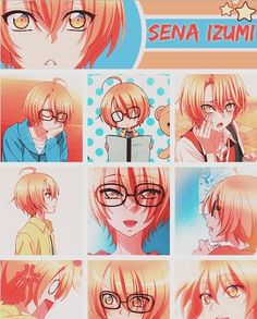 Izumi-Love Stage.... hes so cute XD