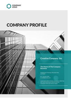 704 best company profile design images on pinterest in 2018 company profile template accmission Image collections