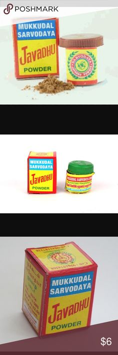 Organic javadhu powder Organic body Incense very soothing and relaxing for  body Accessories
