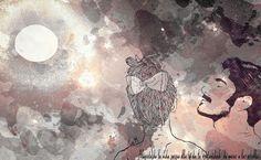 Ilustración collage estrellas
