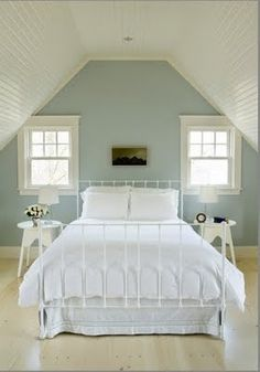 1000 Images About Painting Slanted Walls On Pinterest