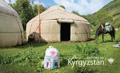 Kyrgyzstan, Asia. Foto: Andrea Charry.