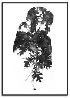 Leaf Me plakat
