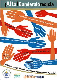 Afiche realizado por el Jardín Nº 908 de Banderaló.