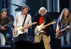 The Eagles - Glenn Frey, Don Henley, Joe Walsh and Timothy B. Schmit - The Eagles and Dixie Chicks Benefit for Recording Artists Coalition, October . Eagles Lyrics, Eagles Band, Eagles Music, Song Lyrics, Music Love, New Music, Life's Been Good, History Of The Eagles, Randy Meisner