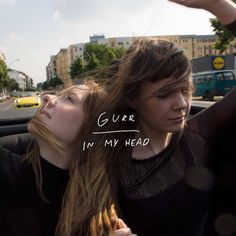 Gurr: In my Head - cover artwork