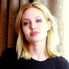 Angelina Jolie's Changing Looks - 1999 from #InStyle