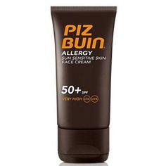 Piz Buin Allergy Face Cream Spf 50 Güneş Yüz Koruma Kremi ve diğer tüm Piz Buin ürünleri hakkında detaylı bilgiye sahip olmak için http://www.narecza.com/Piz-Buin,LA_6299-3.html#labels=6299-3 adresini ziyaret edebilirsiniz.