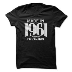 Nice T-shirts  Made in 1961 - Aged to Perfection . (3Tshirts)  Design Description: Tees and Hoodies available in several colors  If you don't fully love this Tshirt, you can SEARCH your favourite one by way of the use of search bar on the header.... -  #shirts - http://tshirttshirttshirts.com/automotive/best-price-made-in-1961-aged-to-perfection-3tshirts.html