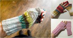 Yarım Parmaksız Eldiven Yapımı Anlatımlı #crochet #örgü #knit #knitting