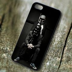 Star Wars Boba Fett n Darth Vader with suit for Iphone 6 and Iphone 6s Case. PRICE WON'T LIE, Our case price is representing the quality, don't compare our case with another low quality case that have a very cheap price.We have the BEST QUALITY HANDMADE CASES with clear image print in affordable price.Easy access to all ports, control sensors easily, and very comfortable to carry. Available Materials are PLASTIC and RUBBER ... Available Colors are BLACK and WHITE. Made and Ship from...