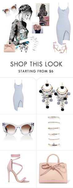 """""""Save Myself #EdSheeran"""" by diane-ds ❤ liked on Polyvore featuring Thierry Lasry, Aéropostale and Mansur Gavriel"""