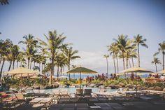 Maui Hawaii Destination Wedding Photographer.  Hyatt Regency Maui Hawaii.  Reverie Photo and Films