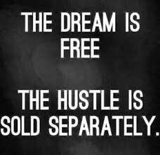 Good morning ☕ #dreamitdoit #hustle #persistence #motivation