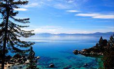 Lake Tahoe!