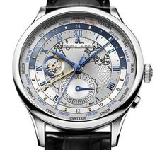 Maurice Lacroix Masterpiece Worldtimer 2013 Collection