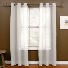 Curtains: Accentuate the rooms in your home with curtains, which come in a…