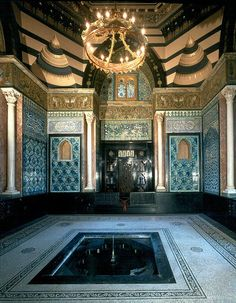 Arab Hall, Leighton House by Romany Soup, via Flickr