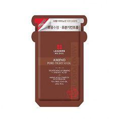 [Leaders] Mediu Amino Acid Pore Tight Facial Face Mask #01(25mlx10sheets)
