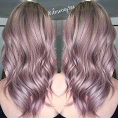 Ombres, Blondes And Balayage — deseraytee:   When clients let you play and this...