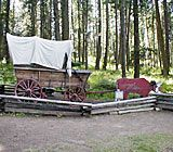 A great state park on the Oregon Trail.  Has wonderful cabins.  Great stop on trip to Portland, Seattle, and all point NW.