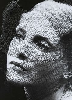 Nadja Auermann by Dominique Issermann for Vogue Paris March 1994
