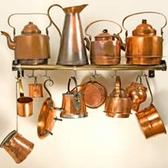 Copper Collection.