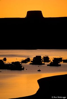Lake Powell, Glen Canyon National Recreation Area, Arizona