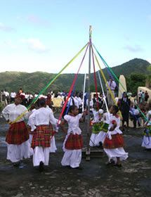 July 1 - Emancipation Day in Sint Eustatius