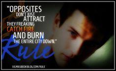 Rule (Jay Crownover)