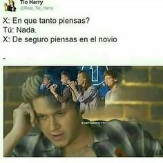Read 010 from the story Memes de One Direction 3 by (𝖒𝖚𝖘𝖊) with 369 reads. One Direction Jokes, One Direction Pictures, I Love One Direction, Niall Horan, Zayn Malik, Liam Payne, Louis Tomlinson, Larry Shippers, Larry Stylinson