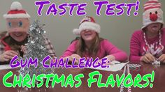 The Social Sisters invite one of SBM's staff members, Kiley, to participate with them in the Gum Challenge: Christmas Flavors! The girls taste test different Christmas flavors of gum and guess what they are! Watch the Holiday fun here: https://youtu.be/Lgfcg4ZkbqY Two posts/chances to win check morn&evening! This week's contest is a $50 Dave & Busters GC! Winner announced 12/19! Good Luck! To win this prize: Follow and like us on all of our social media platforms. See website for details.