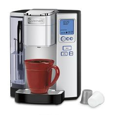 Cuisinart Coffee Maker Fire : 1000+ images about Keurig on Pinterest Single serve coffee, K cups and Cake boss