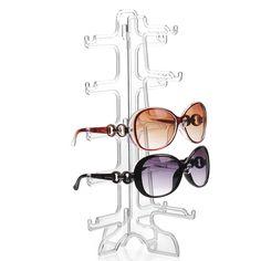 Pas cher Gros pour 5X lunettes de soleil lunettes de cadre en plastique présentoir support à bijoux présentoir, Acheter Emballage et affichage de bijoux de qualité directement des fournisseurs de Chine: Marque: Un fei Or