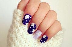 Nail art ❤ #nail #nails #nailart #unha #unhas #unhasdecoradas