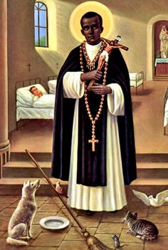 On November 3, we celebrate the feast of St Martin de Porres, a Peruvian Dominican Brother whose life of charity and devotion led to hi...