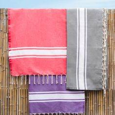 FEBRONIE | LCDR brands Traditional Fouta Hamam Towel