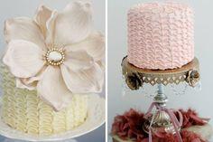 #ruffles #cakes #wedding #ruffles #cakes #wedding #ruffles #cakes #wedding