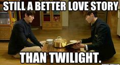 Bwahaha So True! Do You Think School 2013 Is Better Than Twilight? WELL OF COURSE RIGHT :3??
